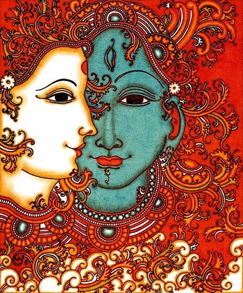 25 best ideas about indian art on pinterest indian for Art mural painting