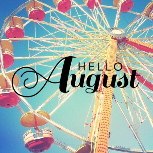 Attractive Hello August