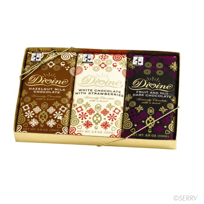 Chocolate Gift Boxes Usa : Best images about divine chocolate i love