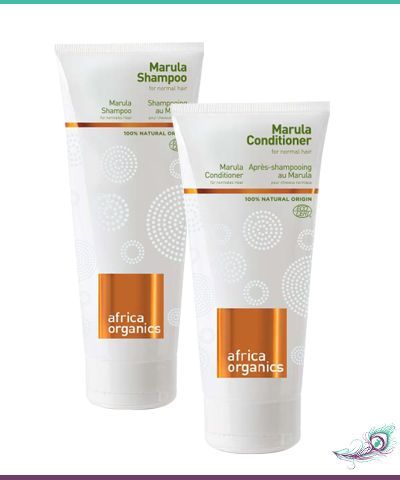 AO Marula Shampoo & Conditioner Combo For Normal Hair – Absolute Simplicity