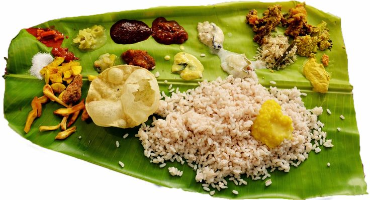 The importants of onam sadhya in Onam