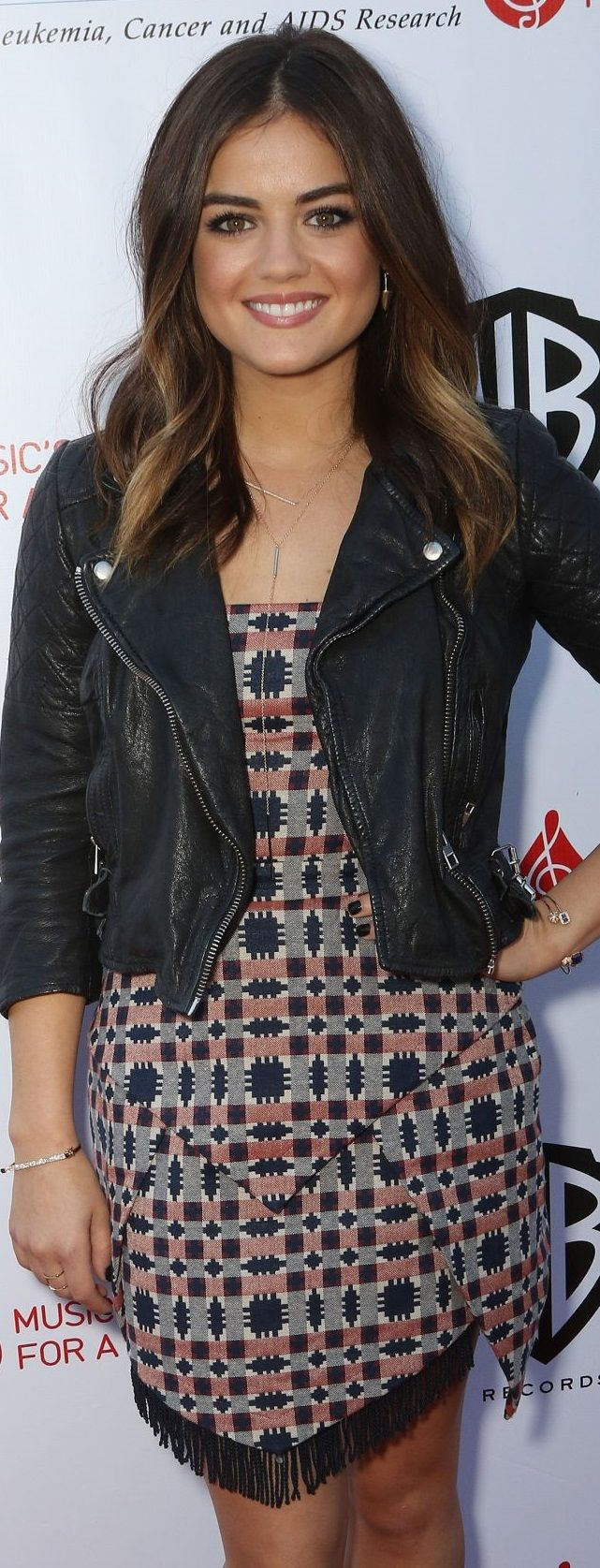 Lucy Hale Photos – T.J. Martell Foundation Family Day – November 2014