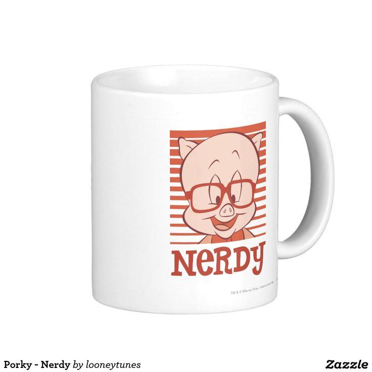 Porky - Nerdy Coffee Mug