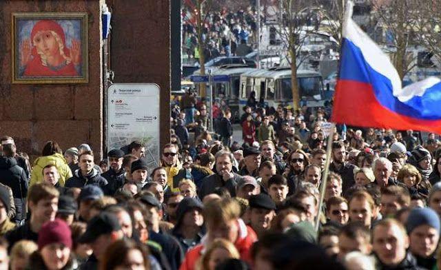 Η ρωσική κοινωνία θέλει αλλαγή -αλλά τι είδους; ~ Geopolitics & Daily News