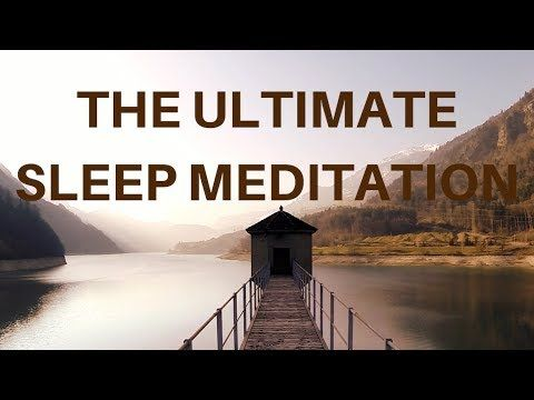 THE ULTIMATE SLEEP GUIDED MEDITATION (with music) t…   CBT
