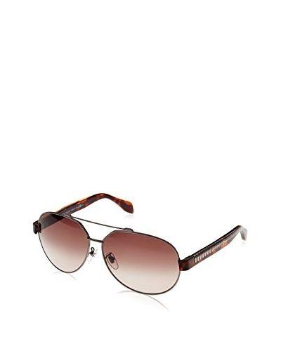 Alexander McQueen Gafas de Sol AMQ4264/F/S (65 mm) Metal Oscuro