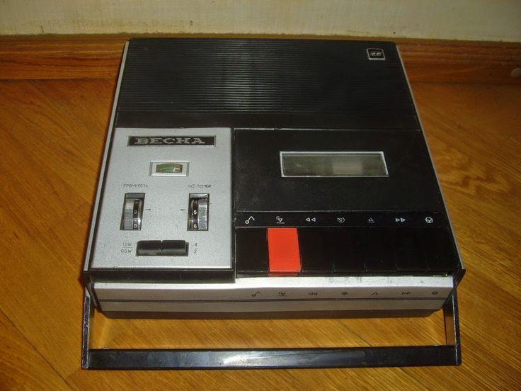 МАГНИТОЛиЯ - бумбоксы, магнитофоны и магнитолы!: Протокассетники Десна и Hitachi TRQ-215. Пращуры магнитол.