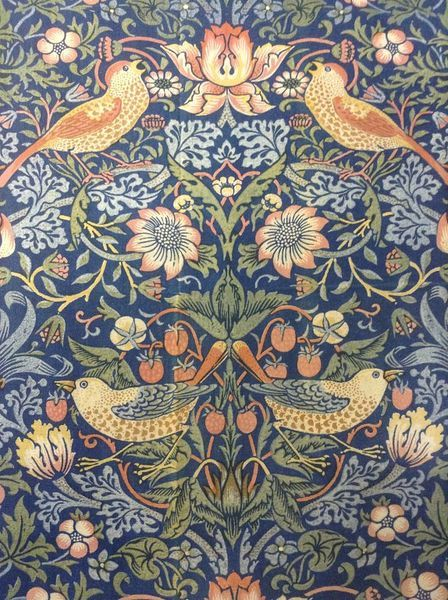 william morris heroes and - photo #9