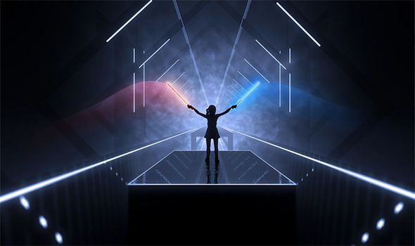 MULTIPLAYER and CUSTOM SONGS have been added to Beat Saber! Compete