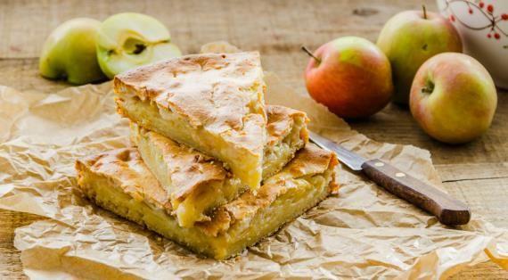 Цветаевский яблочный пирог, пошаговый рецепт с фото