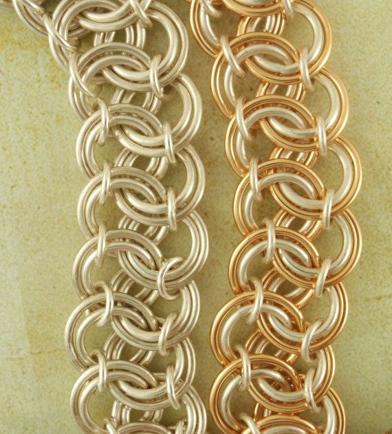 Battenburg Lace Bracelet Kit  Your Choice of by UnkamenSupplies, $30.00