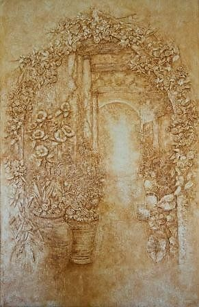 Терраса - Скульптура и лепка - Лепные панно и барельефы