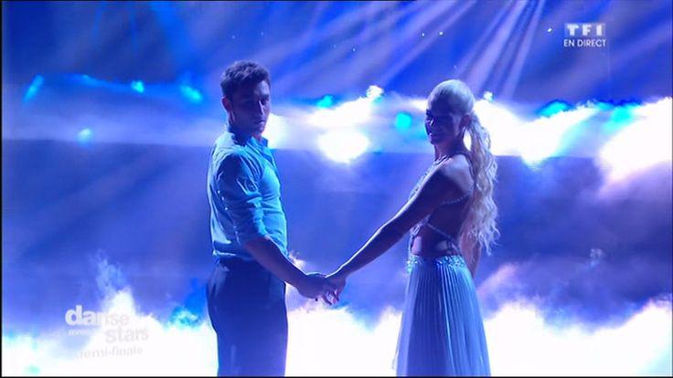 Un Foxtrot pour Brian Joubert et Katrina Patchett sur « Feel  » (Robbie Williams)