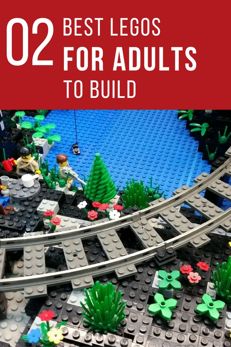 Like to share two of my favorite best Legos for adults to build. It also makes as a great gift for someone who is 16 and older.