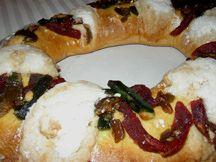 Rosca de Reyes- Three Kings Bread