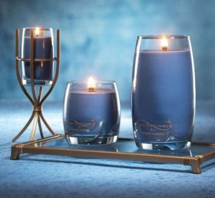 Yankee Candle ~ Pure Radiance Large Vase Candle