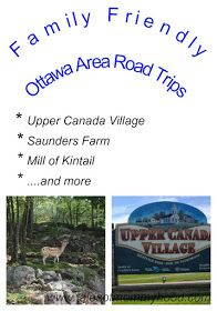 Family friendly day trips in the #Ottawa area