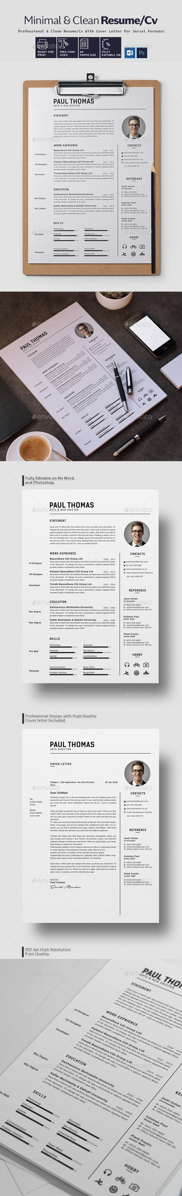 Resume by Axpand The Professional and Clean