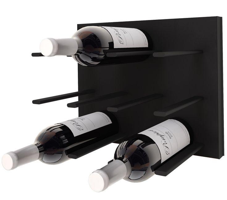STACT C-type Wine Rack - BlackOut