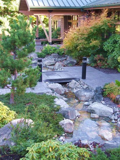 Perfect Foresight Inc Landscape Architecture and Garden Design