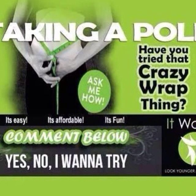 Have you tried a wrap? I can make it happen. Simply comment here with contact details. OR pm me https://www.facebook.com/getyoursexybackNZ