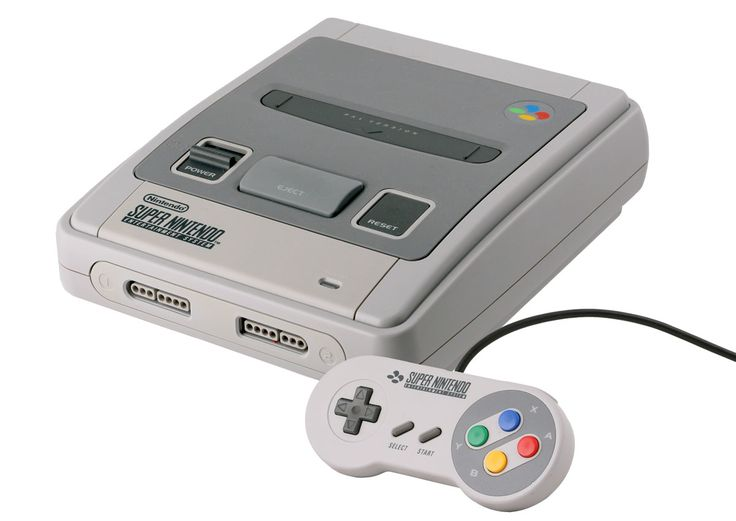 From Wikiwand: Super Nintendo Entertainment System