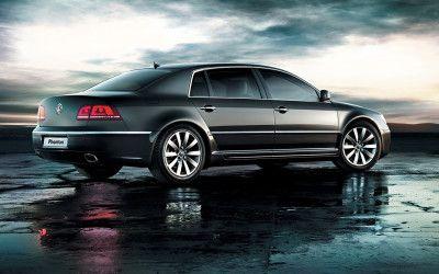 2015 VW Phaeton