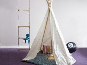 19 best Tipis enfants images on Pinterest | Child room, For kids and ...
