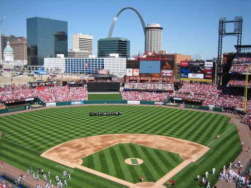 Busch Stadium St. Louis Cardinals