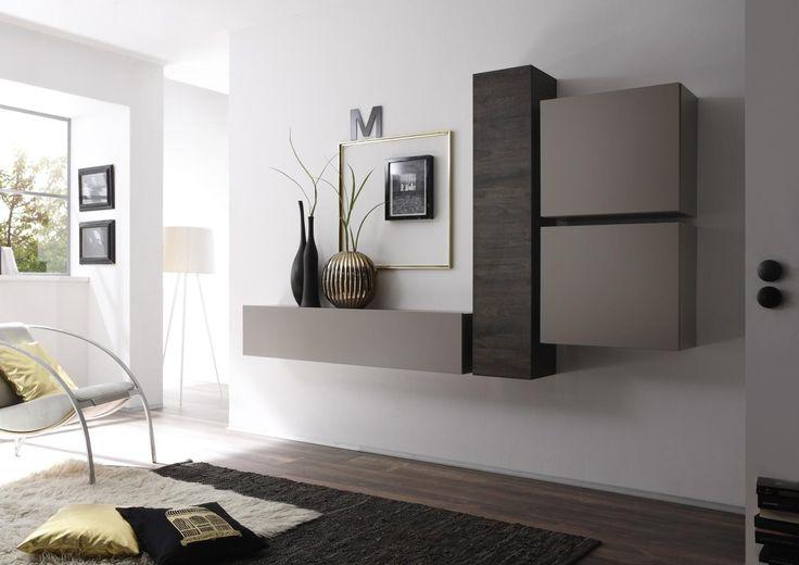 Έπιπλα Σπιτιού - Σύνθεση Τοίχου Linea Color 16