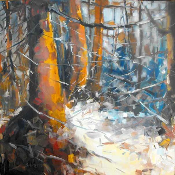 Gallery - Sheila Davis - Artists - Petroff Gallery