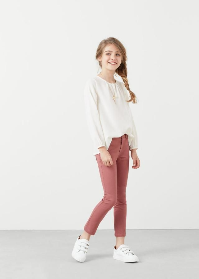 Kids may not love going back to school -- or for the older ones, shopping for clothes with their parents -- but they do care about looking trendy. Teens and younger children can start thinking about their first day outfits while it's still summer and older kids often stress about having enough stylish basics in their closets to carry them through the fall. Here's a round-up of the top 10 back-to-school jeans and denim trends for girls and boys this year.