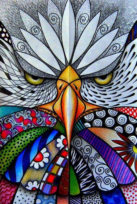 Eagle | by Sandra P. Köche