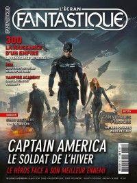 L'Ecran Fantastique #351 : Captain America, le soldat de l'hiver