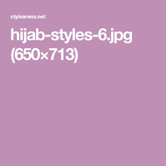 hijab-styles-6.jpg (650×713)