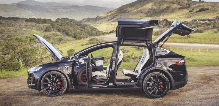 Rent Andre's Tesla Model X on Turo.