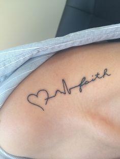 ... Pinterest | Faith hope love tattoo Lotus tattoo and Shoulder tattoo