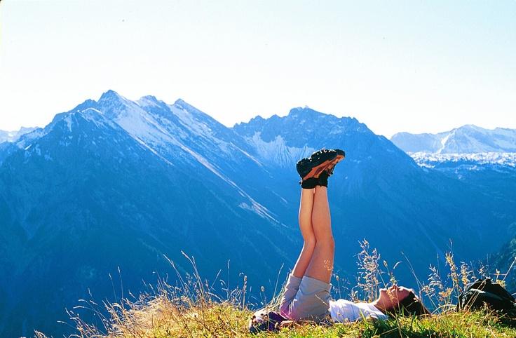 Grenzenlos Wandern in der Region Kleinwalsertal-Oberstdorf