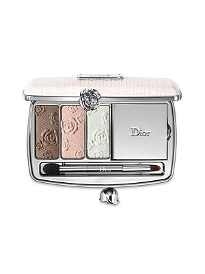 dior 'granville garden' clutch (it's hiding 2 light pink glosses)