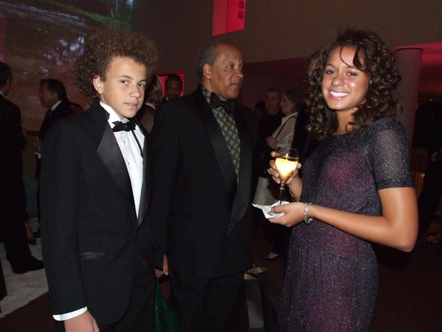 MoMA's 2008 Jazz Interlude Honors Agnes Gund and David Rockefeller, Jr.