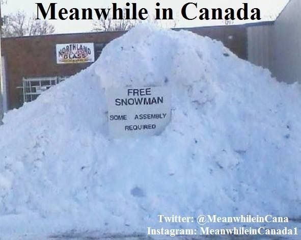 Image result for meanwhile in canada CHRISTMAS