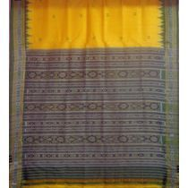 OSS208: Odisha Silk Saree with heavy and textural body