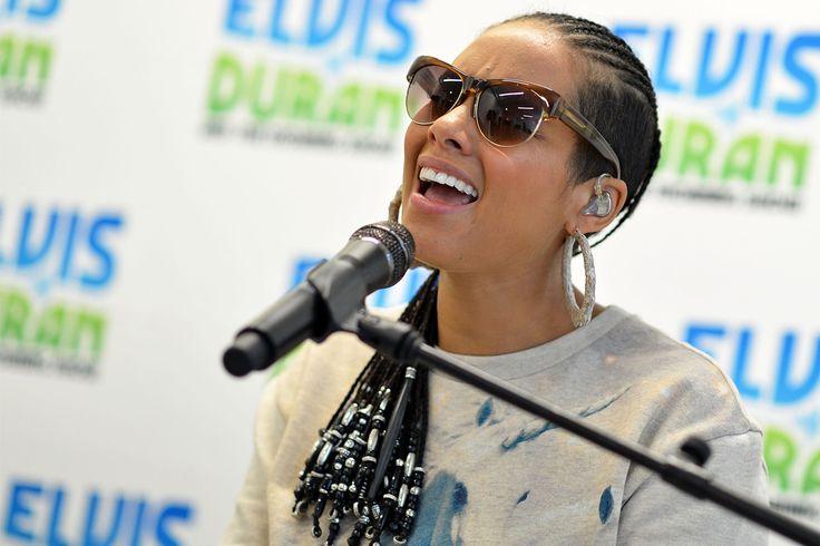Alicia Keys' Son Genesis Makes His Debut — See the Pic!