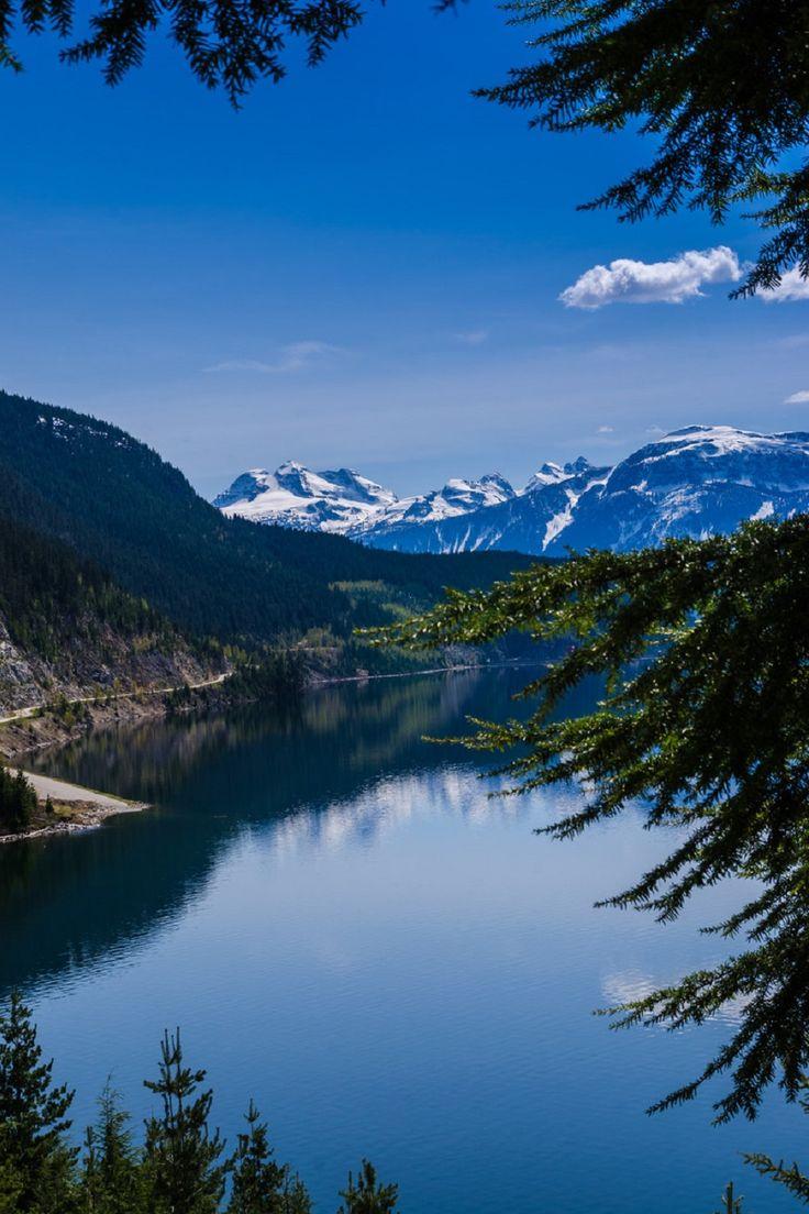 Lake Revelstoke, British Columbia Roland Lamarre