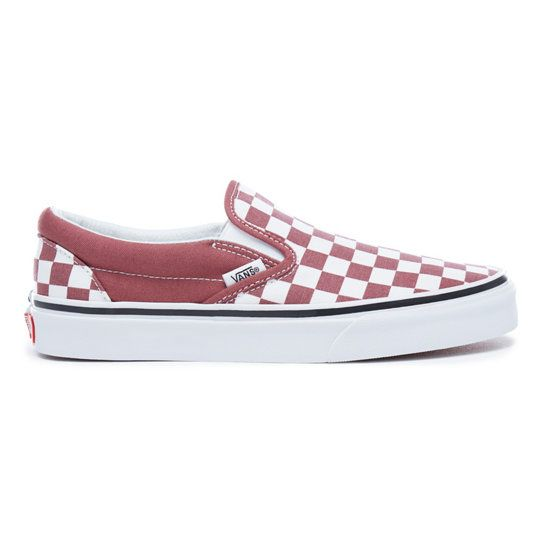 4d3bc6c8f4 Checkerboard Classic Slip-On Shoes