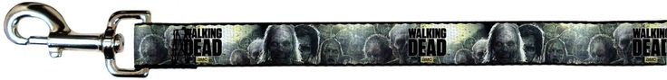 Walking Dead Horror TV Series Walker Heads Sunset Fun Animal Pet Dog Cat Leash *** Read more reviews of the product by visiting the link on the image.