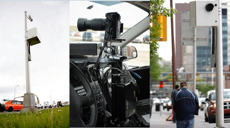 The 32 communities Calgary Police will have photo radar in this   January