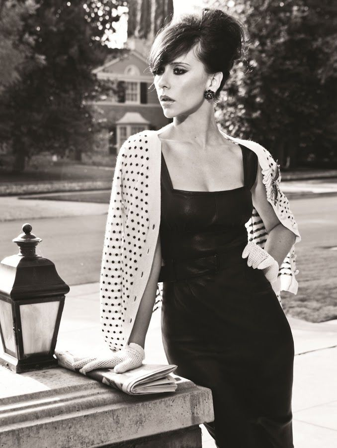Audrey Hepburn style - Jessica Love Hewitt❤