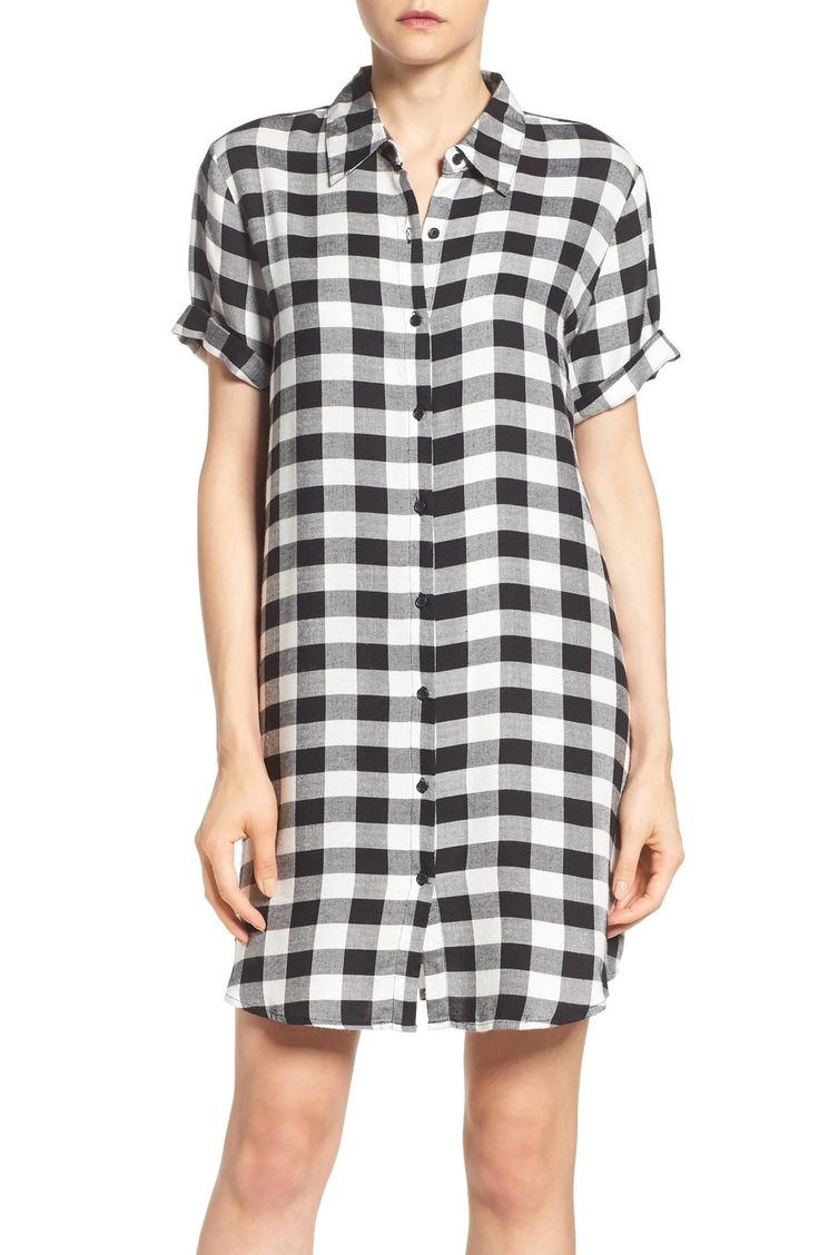 BB Dakota Alexia Shirtdress available at #Nordstrom