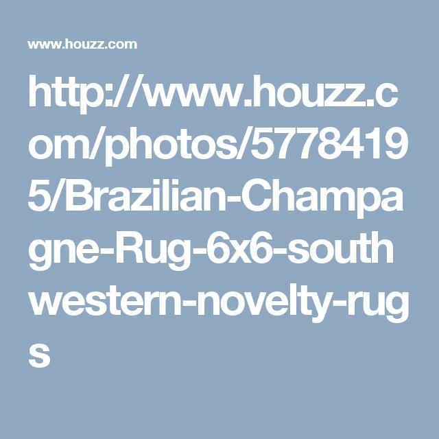 http://www.houzz.com/photos/57784195/Brazilian-Champagne-Rug-6x6-southwestern-novelty-rugs